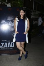 Mannara Chopra at Azaad film screening on 18th Oct 2016 (57)_580718e7f3c5c.JPG