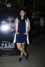 Mannara Chopra at Azaad film screening on 18th Oct 2016 (58)_580718e8a91d8.JPG