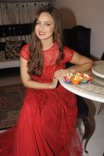 Sana Khan Diwali shoot on 18th Oct 2016 (13)_580703eeaf184.JPG