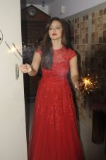 Sana Khan Diwali shoot on 18th Oct 2016 (25)_580703db96866.JPG