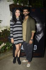 Siddharth Menon and Shriya Pilgaonkar at Azaad film screening on 18th Oct 2016 (25)_5807194b432fb.JPG