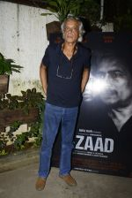 Sudhir Mishra at Azaad film screening on 18th Oct 2016 (20)_580719b3439cd.JPG