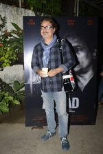 Vinay Pathak at Azaad film screening on 18th Oct 2016 (4)_580719c01f5e1.JPG