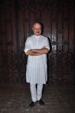 Anupam Kher celebrate Karva Chauth at Anil Kapoor�s house in Juhu on 19th Oct 2016 (32)_58086fe80081b.JPG