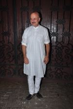Anupam Kher celebrate Karva Chauth at Anil Kapoor�s house in Juhu on 19th Oct 2016 (30)_58086fe4a1e11.JPG