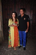 Chunky Pandey celebrate Karva Chauth at Anil Kapoor�s house in Juhu on 19th Oct 2016 (56)_5808700fdfa19.JPG