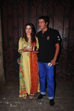 Chunky Pandey celebrate Karva Chauth at Anil Kapoor�s house in Juhu on 19th Oct 2016 (57)_58087012298f5.JPG