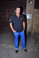 Chunky Pandey celebrate Karva Chauth at Anil Kapoor�s house in Juhu on 19th Oct 2016 (6)_580870006664e.JPG