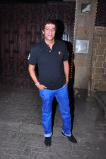 Chunky Pandey celebrate Karva Chauth at Anil Kapoor�s house in Juhu on 19th Oct 2016 (7)_58087004d534a.JPG