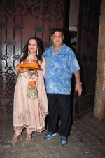 David Dhawan celebrate Karva Chauth at Anil Kapoor�s house in Juhu on 19th Oct 2016 (56)_580870140d919.JPG
