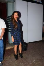 Malaika Arora Khan snapped at a family dinner on 19th Oct 2016 (19)_5808713914ddd.JPG