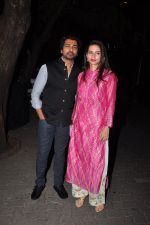 Nikhil Dwivedi celebrate Karva Chauth at Anil Kapoor�s house in Juhu on 19th Oct 2016 (101)_5808703532392.JPG