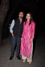 Nikhil Dwivedi celebrate Karva Chauth at Anil Kapoor�s house in Juhu on 19th Oct 2016 (95)_58087026afefc.JPG