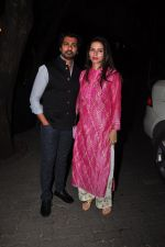 Nikhil Dwivedi celebrate Karva Chauth at Anil Kapoor�s house in Juhu on 19th Oct 2016 (98)_5808702e1a834.JPG