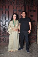 Padmini Kolhapure celebrate Karva Chauth at Anil Kapoor�s house in Juhu on 19th Oct 2016 (60)_58087031df863.JPG