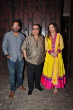 Rajkumar Santoshi celebrate Karva Chauth at Anil Kapoor�s house in Juhu on 19th Oct 2016 (49)_580870458739e.JPG