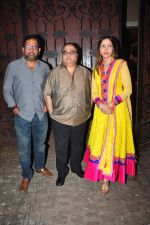 Rajkumar Santoshi celebrate Karva Chauth at Anil Kapoor�s house in Juhu on 19th Oct 2016 (53)_5808704c843d8.JPG