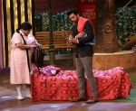 Ranbir Kapoor at the promotion of Ae Dil Hai Mushkil on the sets of Kapil Sharma Show on 19th Oct 2016 (74)_58087885a65cf.JPG