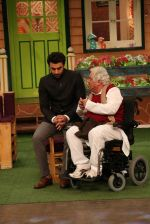 Ranbir Kapoor at the promotion of Ae Dil Hai Mushkil on the sets of Kapil Sharma Show on 19th Oct 2016 (75)_580878873dfab.JPG