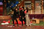 Ranbir Kapoor, Aishwarya Rai Bachchan at the promotion of Ae Dil Hai Mushkil on the sets of Kapil Sharma Show on 19th Oct 2016