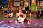 Ranbir Kapoor, Anushka Sharma at the promotion of Ae Dil Hai Mushkil on the sets of Kapil Sharma Show on 19th Oct 2016