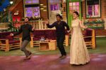 Ranbir Kapoor, Anushka Sharma at the promotion of Ae Dil Hai Mushkil on the sets of Kapil Sharma Show on 19th Oct 2016 (64)_5808788e2686d.JPG