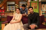 Ranbir Kapoor, Anushka Sharma at the promotion of Ae Dil Hai Mushkil on the sets of Kapil Sharma Show on 19th Oct 2016 (67)_580878ab9976d.JPG