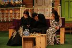 Ranbir Kapoor, Anushka Sharma, Aishwarya Rai Bachchan at the promotion of Ae Dil Hai Mushkil on the sets of Kapil Sharma Show on 19th Oct 2016
