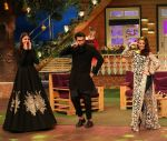 Ranbir Kapoor, Anushka Sharma, Aishwarya Rai Bachchan at the promotion of Ae Dil Hai Mushkil on the sets of Kapil Sharma Show on 19th Oct 2016 (51)_5808789308494.JPG