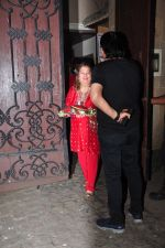 Reema Jain celebrate Karva Chauth at Anil Kapoor�s house in Juhu on 19th Oct 2016 (67)_58087052e5db1.JPG