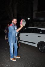Sanjay Kapoor celebrate Karva Chauth at Anil Kapoor�s house in Juhu on 19th Oct 2016 (103)_58087087c7860.JPG
