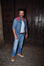 Sanjay Kapoor celebrate Karva Chauth at Anil Kapoor�s house in Juhu on 19th Oct 2016 (17)_58087072c5ed4.JPG