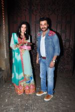 Sanjay Kapoor celebrate Karva Chauth at Anil Kapoor�s house in Juhu on 19th Oct 2016 (73)_5808707bf1b75.JPG