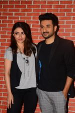 Soha Ali Khan, Vir Das at Media meet of 31st October on 19th Oct 2016 (21)_580873ab9165a.JPG