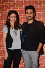 Soha Ali Khan, Vir Das at Media meet of 31st October on 19th Oct 2016 (23)_580873acd9b2b.JPG