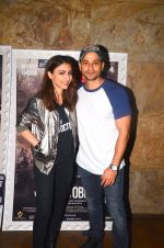 Soha Ali Khan, Kunal Khemu at 31st October screening in Mumbai on 19th Oct 2016 (10)_58086f3e1eb18.JPG