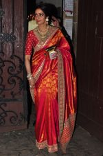 Sridevi celebrate Karva Chauth at Anil Kapoor�s house in Juhu on 19th Oct 2016 (77)_5808709b76d12.JPG