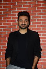 Vir Das at Media meet of 31st October on 19th Oct 2016 (19)_580873b869096.JPG