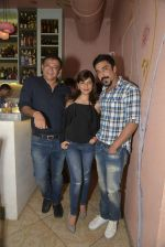 raj kaushal, tanaaz bhatia and aashish chaudry at The all new Sassy Spoon launch on 19th Oct 2016_580873e90b361.JPG