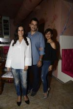 ramona arena, nachiket barve and taanaaz bhatia at The all new Sassy Spoon launch on 19th Oct 2016_5808741617cc0.JPG