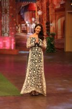 Aishwarya Rai Bachchan at the promotion of Ae Dil Hai Mushkil on the sets of Kapil Sharma Show on 19th Oct 2016