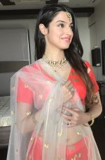 Divya Khosla Kumar looks desi ready for Karva Chauth celebrations on 20th Oct 2016 (2)_5809aee80dfa6.jpg