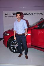Sameer Dattani at Jaguar car launch on 20th Oct 2016
