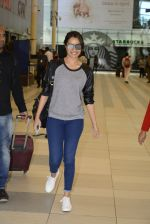 Shraddha kapoor at domestic Airport on 20th Oct 2016 (2)_5809af8992b0d.JPG