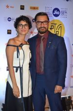 Aamir Khan, Kiran Rao at MAMI Film Festival 2016 on 20th Oct 2016