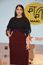 Anushka Sharma talk about their movie Ae Dil Hai Mushkil, during the Jio MAMI 18th Mumbai Film Festival with star on 21st Oct 2016