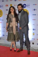 Genelia D Souza, Riteish Deshmukh at MAMI Film Festival 2016 on 20th Oct 2016 (111)_580b01585d400.JPG