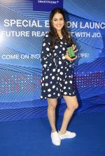 Genelia D_Souza launches Reliance Jio special edition Lyf F1 smartphone on 21st Oct 2016 (41)_580b5dcd26cc8.JPG