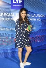 Genelia D_Souza launches Reliance Jio special edition Lyf F1 smartphone on 21st Oct 2016 (43)_580b5dcf1cc0a.JPG