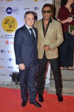 Jackie Shroff at MAMI Film Festival 2016 on 20th Oct 2016